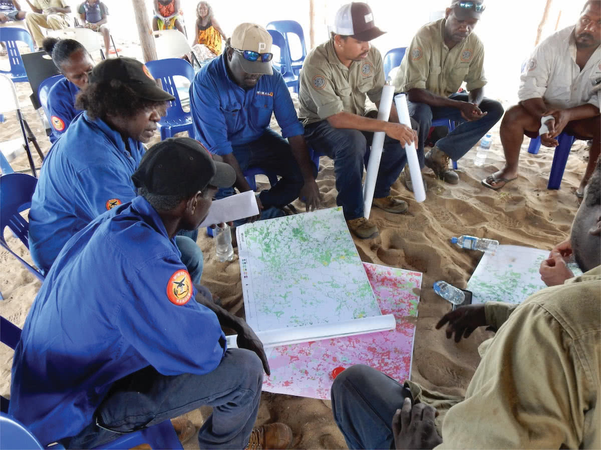 West Arnhem Land Fire Abatement Project