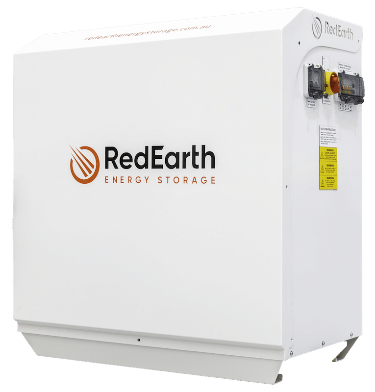 sunrise hero redearth battery system